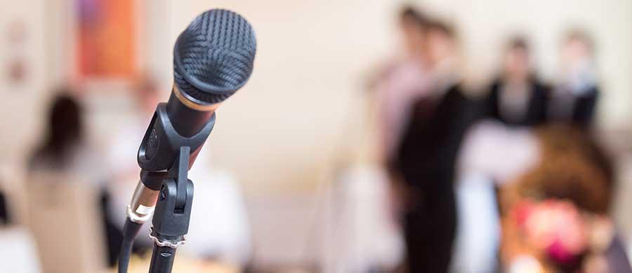 結婚披露宴スピーチのルールやマナー